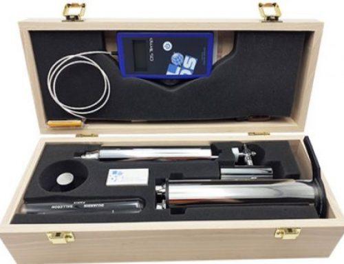 Новият класически ебулиометър с електронен термометър